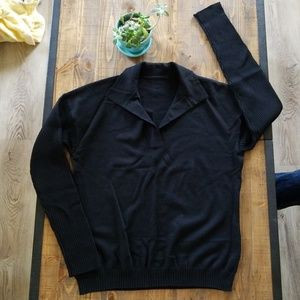 Other - Black men's pullover